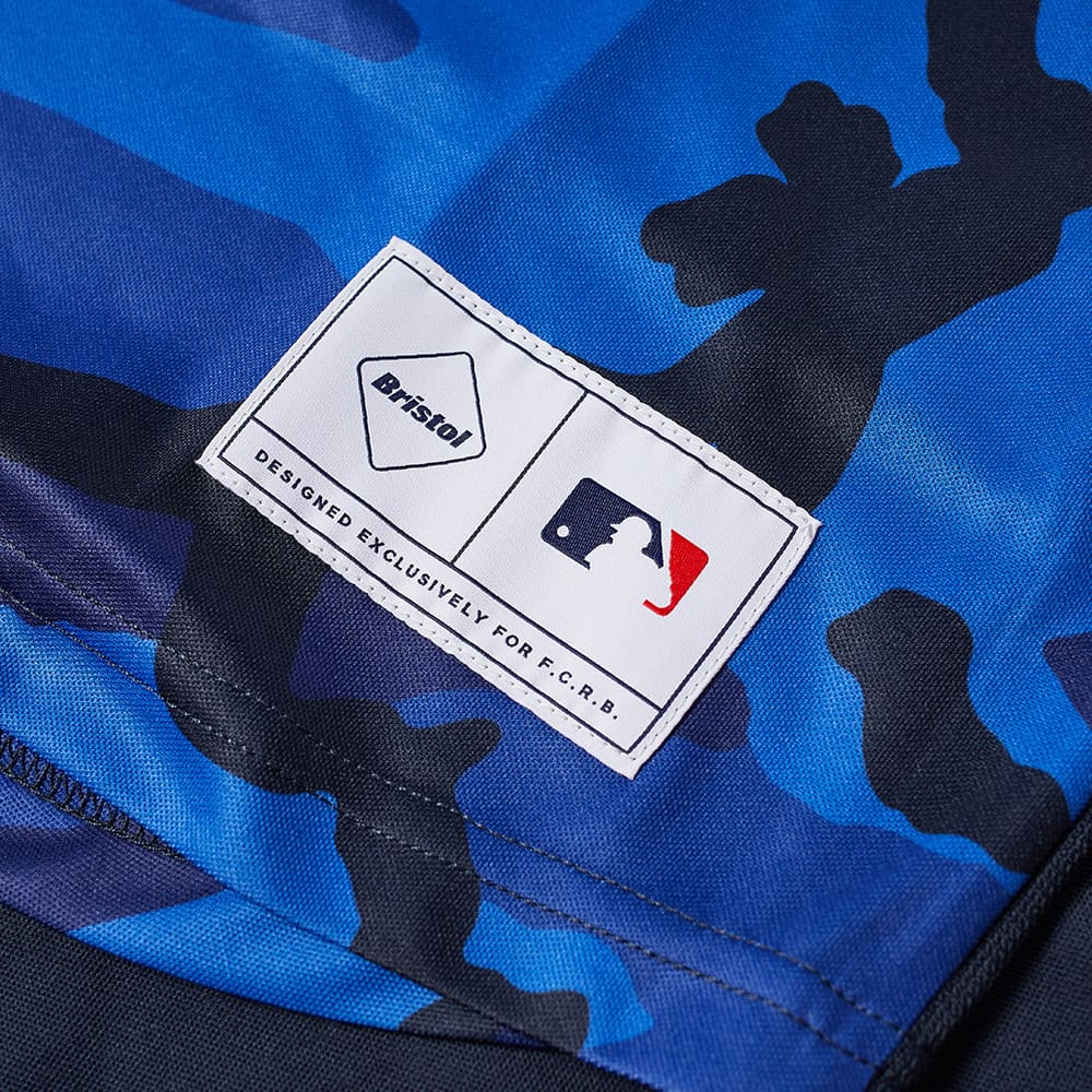 F.C. Real Bristol Tour Game Shirt - Dodgers