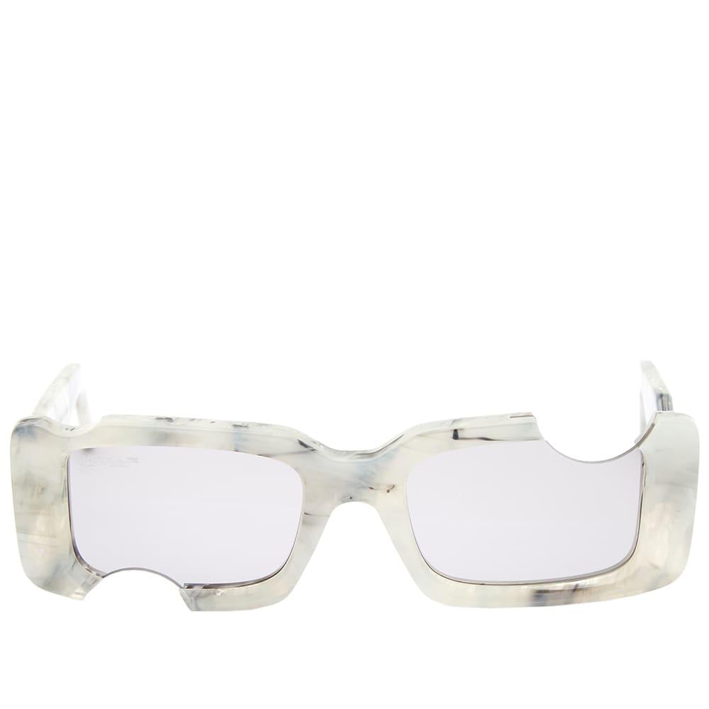 Off-White Cady Sunglasses - Light Grey