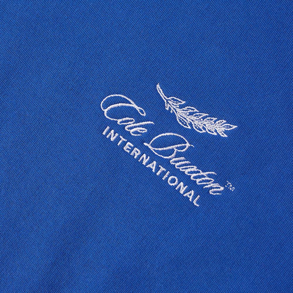 Cole Buxton International Logo Crew Sweat - Cobalt Blue