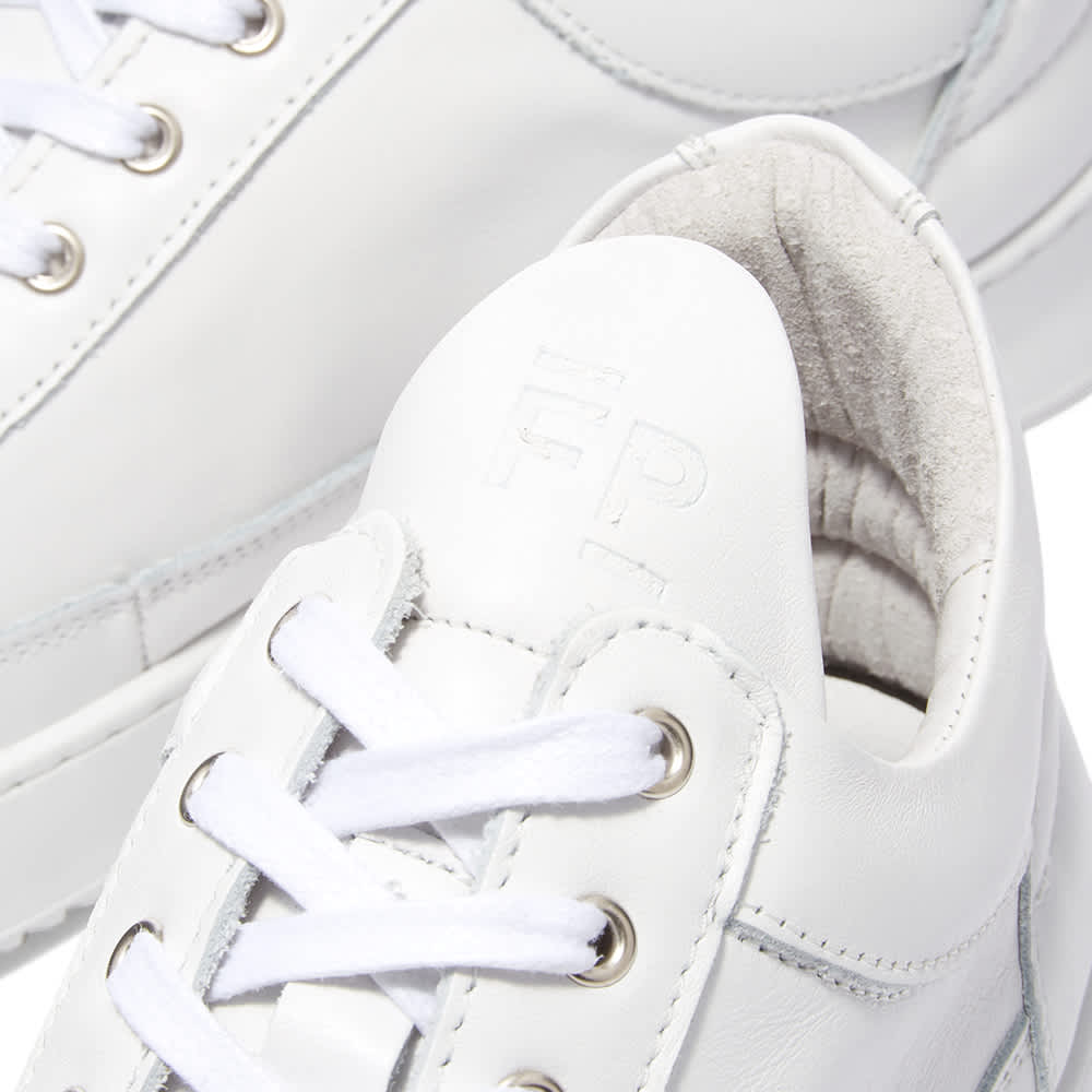 Filling Pieces Low Top Ripple Nappa Sneaker - White