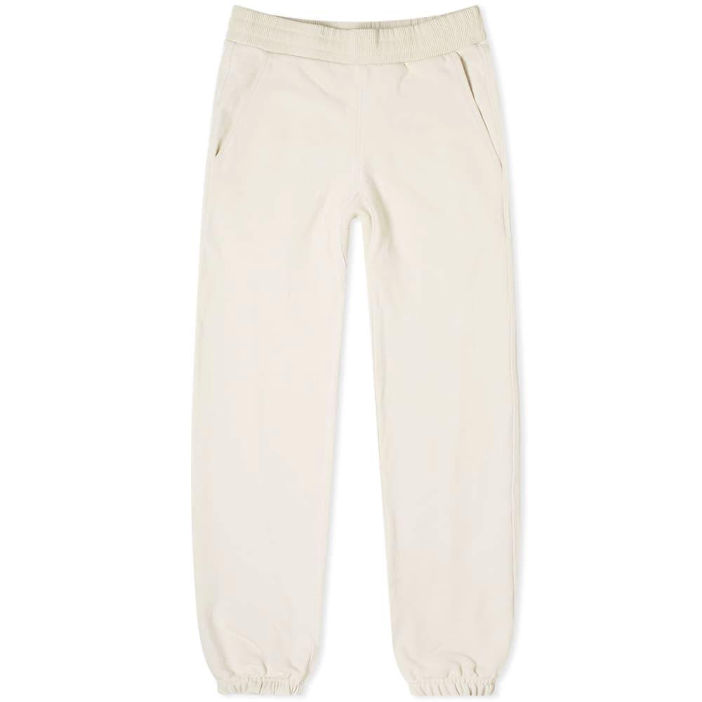 Cole Buxton Warm Up Sweat Pant - Natural