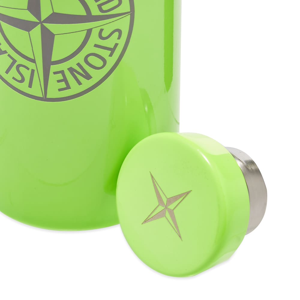 Stone Island Compass Bottle - Bright Green