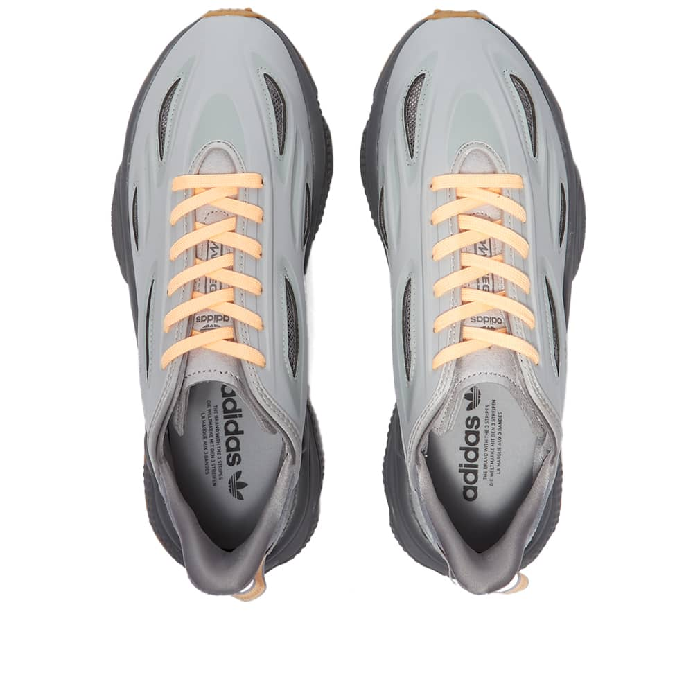 Adidas Ozweego Celox - Grey Two & Acid Orange