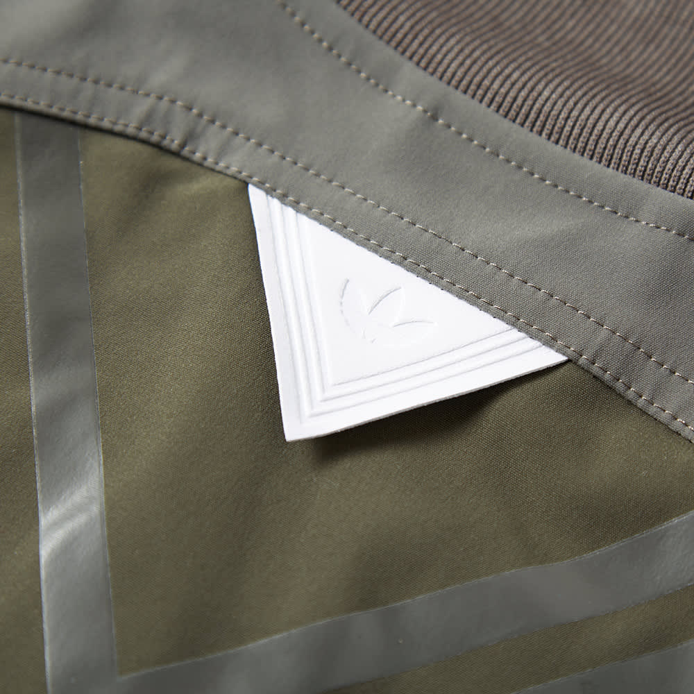 Adidas x White Mountaineering Varsity Jacket - Night Cargo
