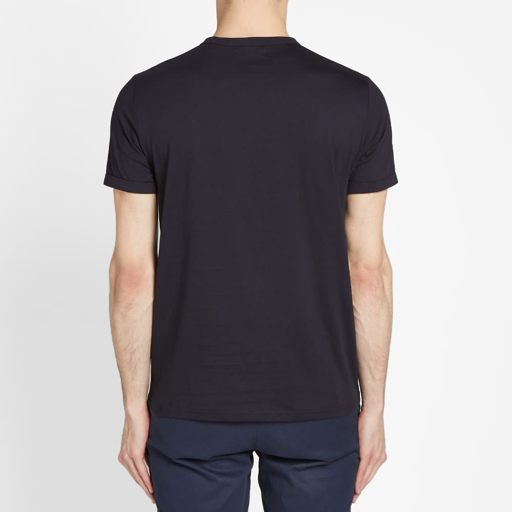 Fred Perry Ringer Tee - Navy