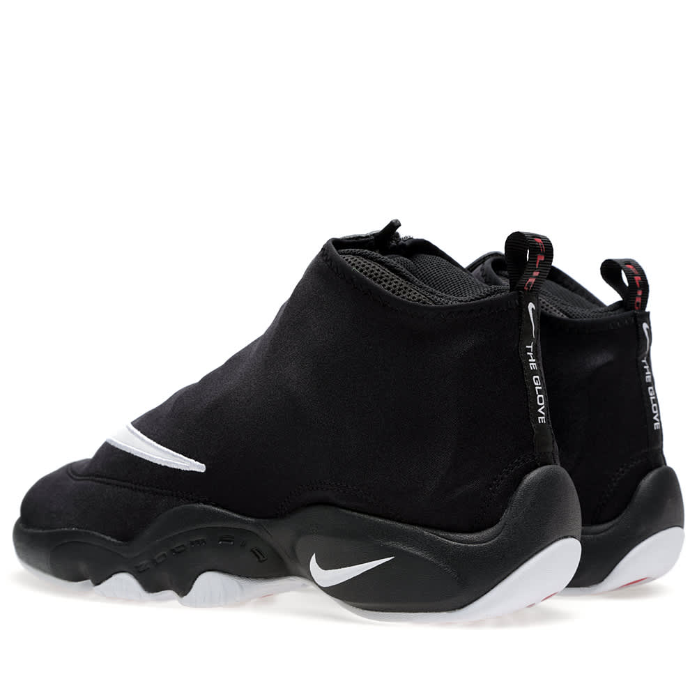 good texture quite nice top design Nike Air Zoom Flight 'The Glove' Black, White & University Red | END.