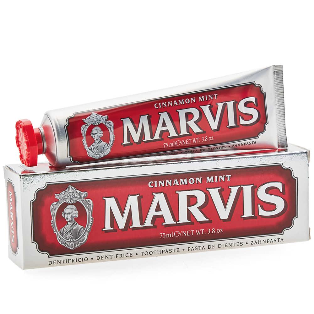 Marvis Cinnamon Mint Toothpaste - 75ml