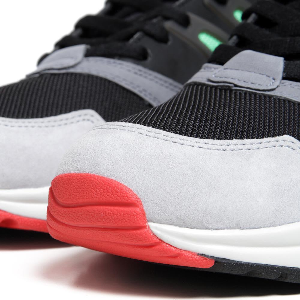 Adidas Consortium Torsion Allegra Solebox - Limited Restock - Black & Green Zest