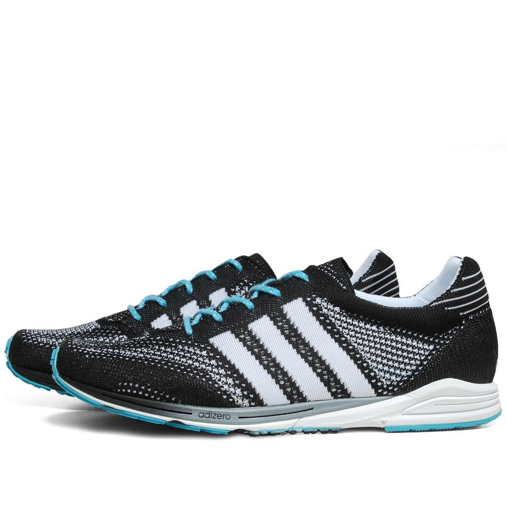 Adidas Adizero PrimeKnit 'New York Marathon' - Black & Running White