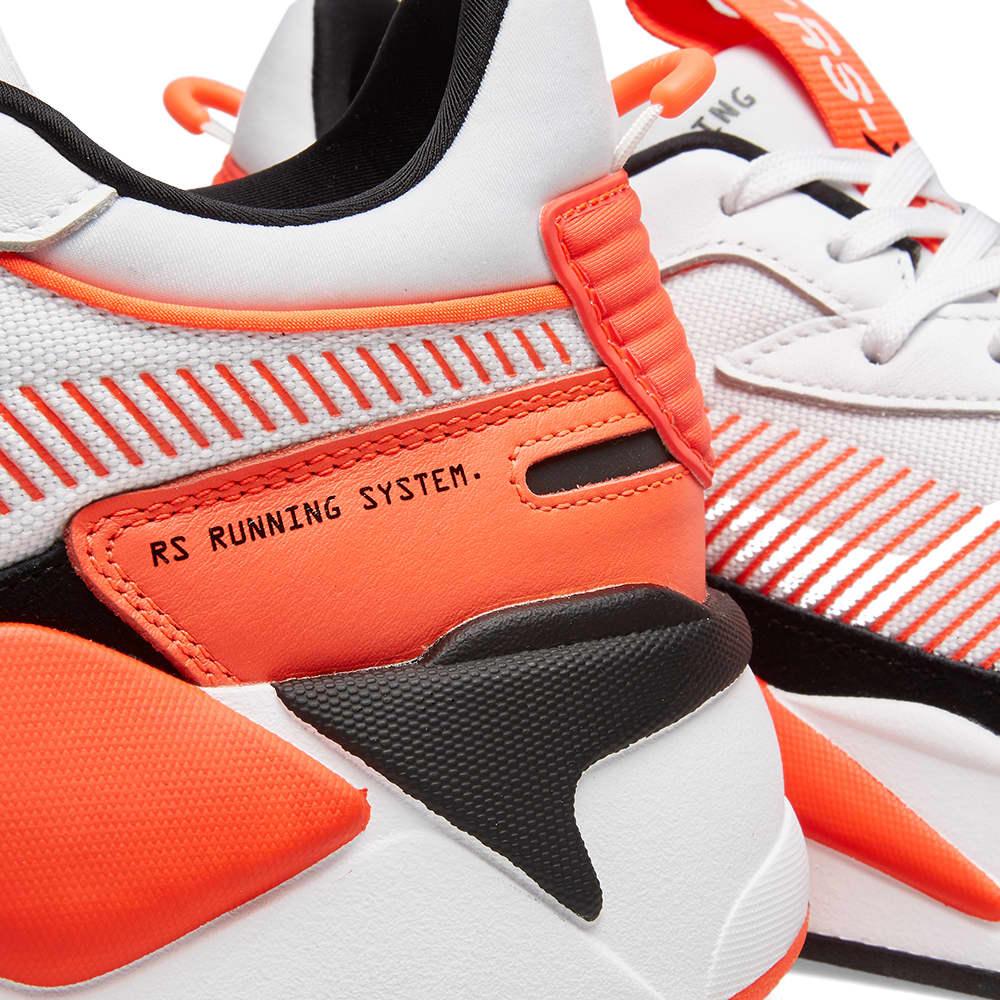 Puma RS-X Reinvention - White & Red Blast