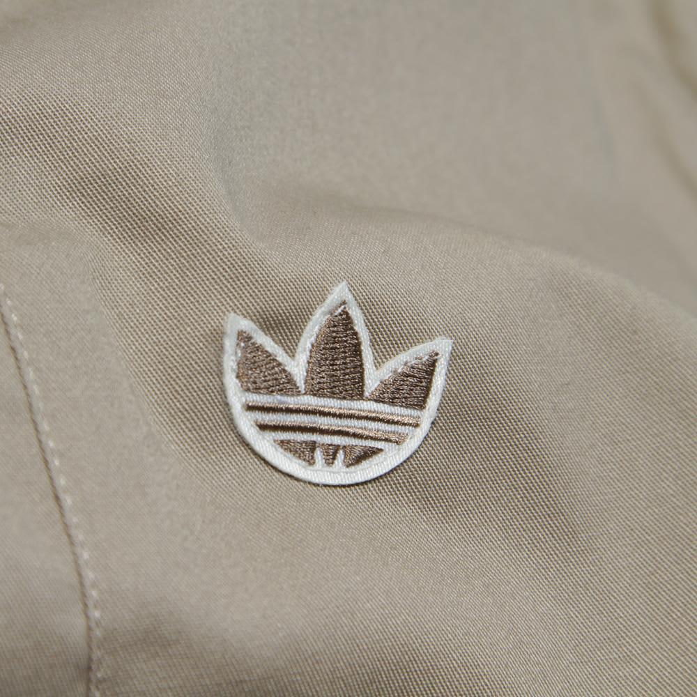 Adidas Court Master Jacket - Charcoal
