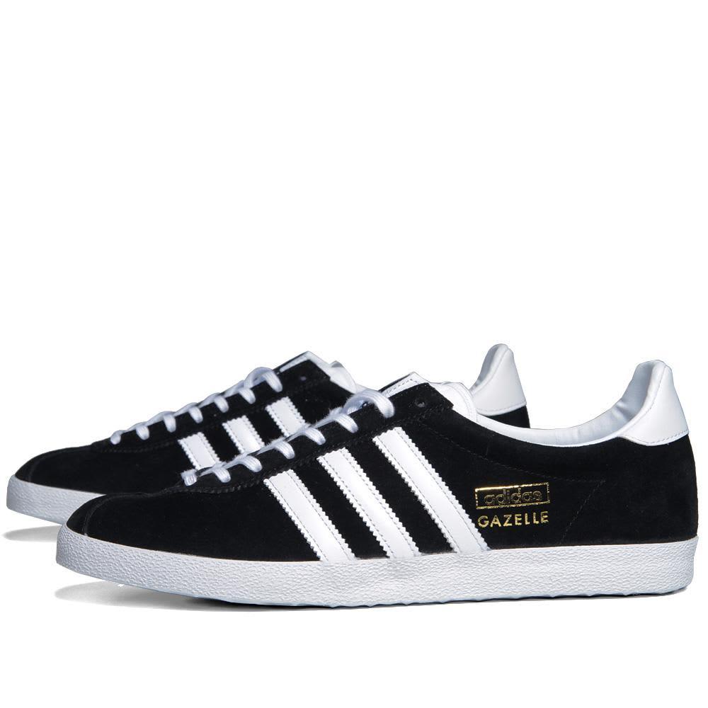 Adidas Gazelle OG - Black & White