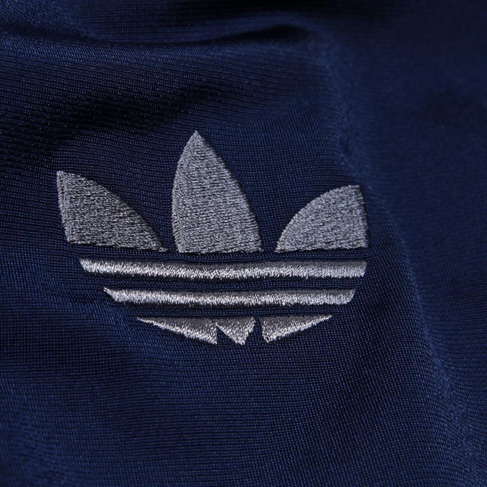 Adidas Firebird Track Top - Dark Indigo & Tech Grey