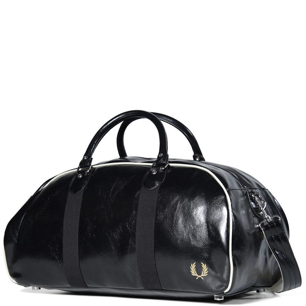 Fred Perry Classic Grip Bag - Black