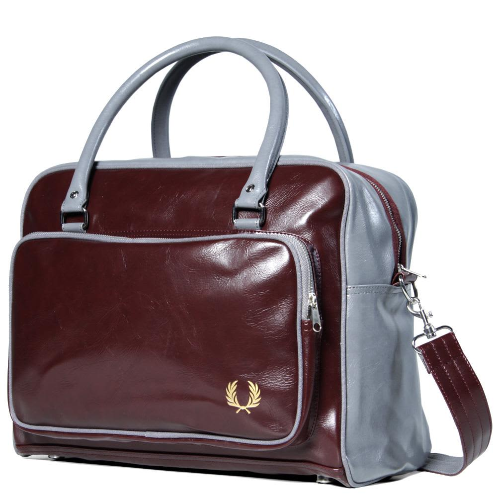 Fred Perry Classic Holdall - Maroon