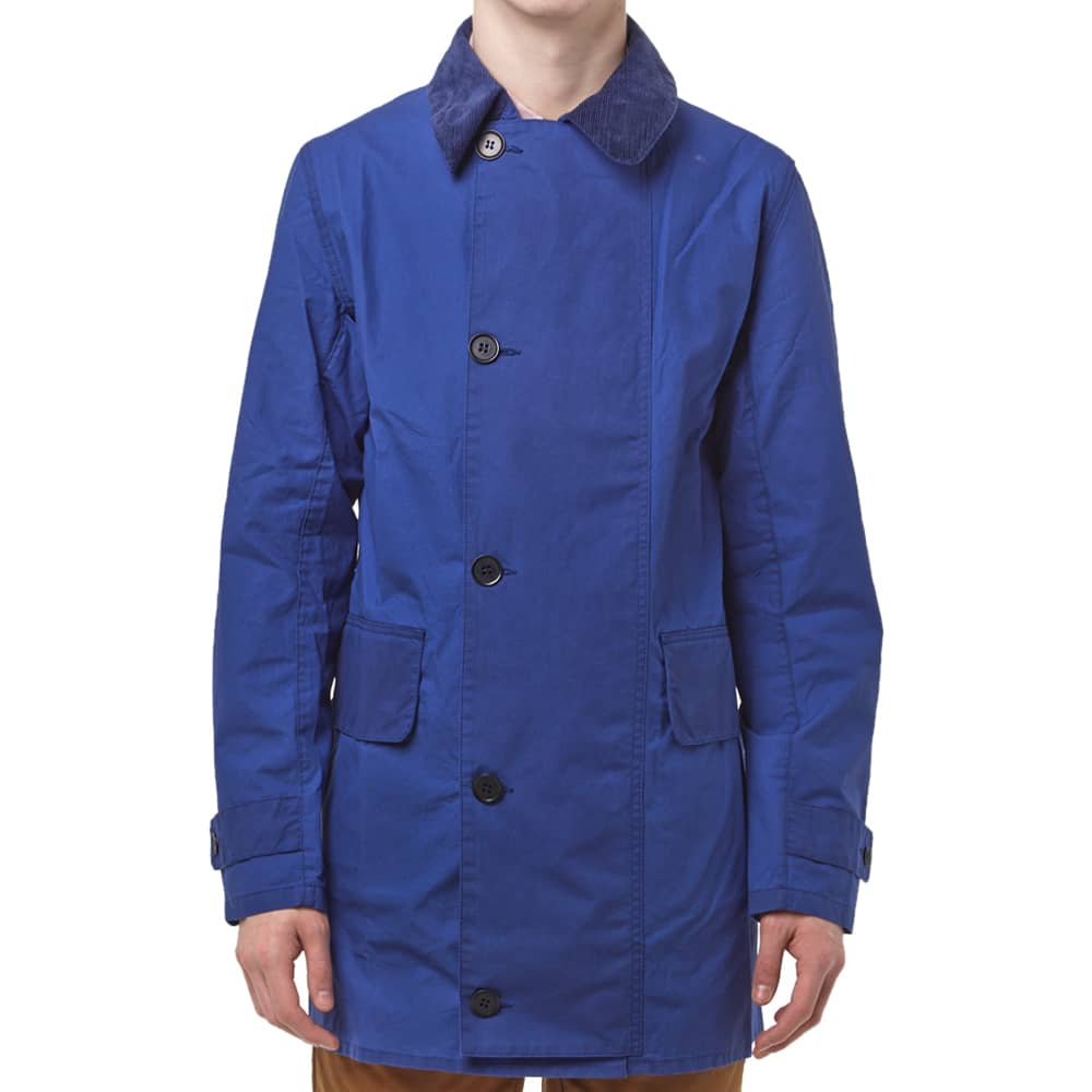 Barbour x Norton & Sons Stanhope Too Jacket - Blue