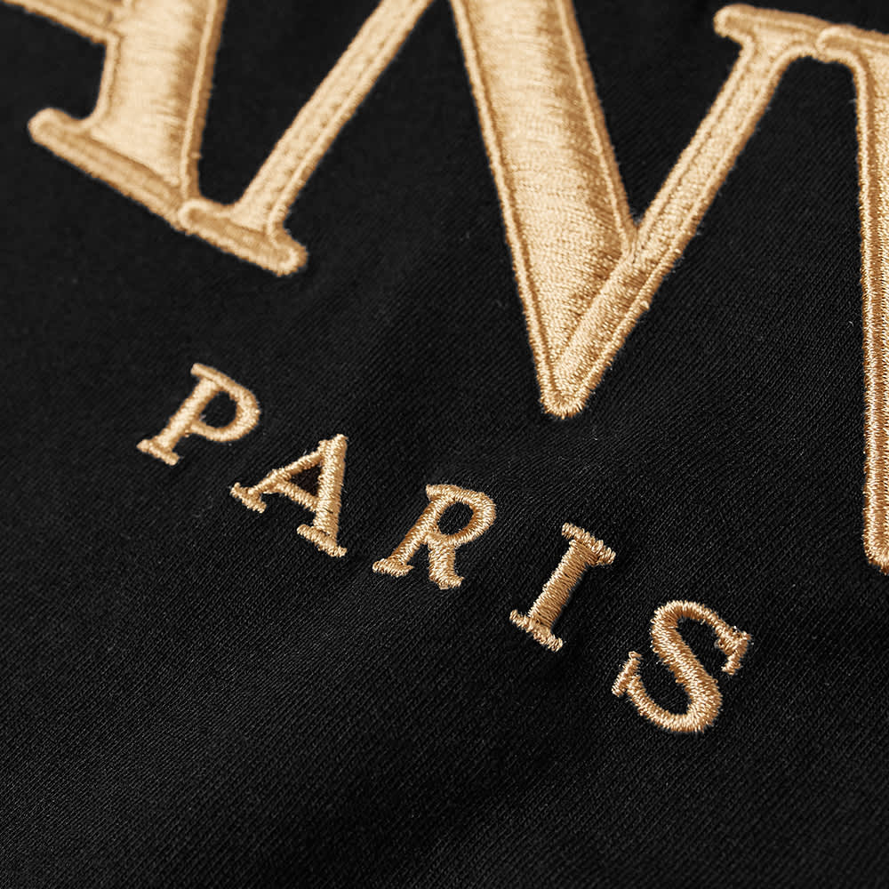Lanvin Logo Tee - Black