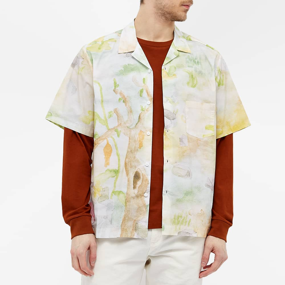 Heresy Garden Vacation Shirt - Print