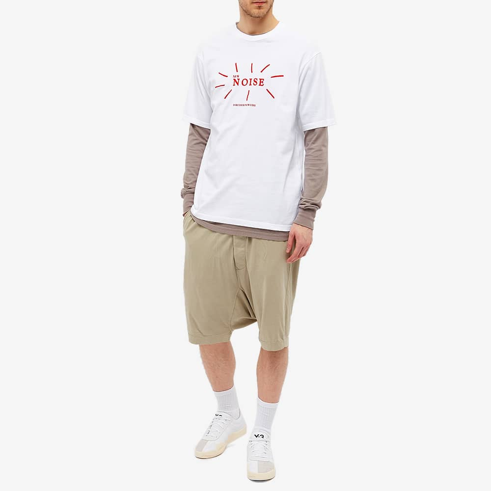 Undercover New Noise Tee - White