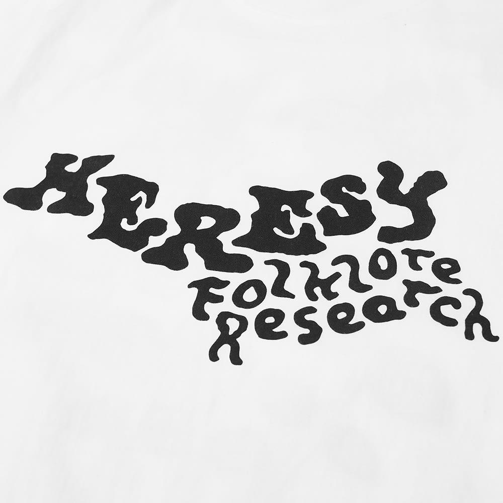 Heresy Sprites Tee - White