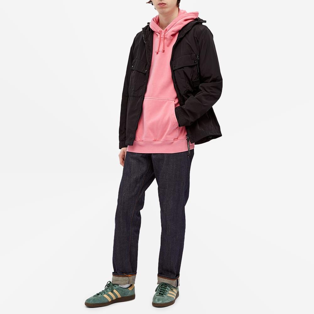 Adidas Garment Dye Hoody - Pink