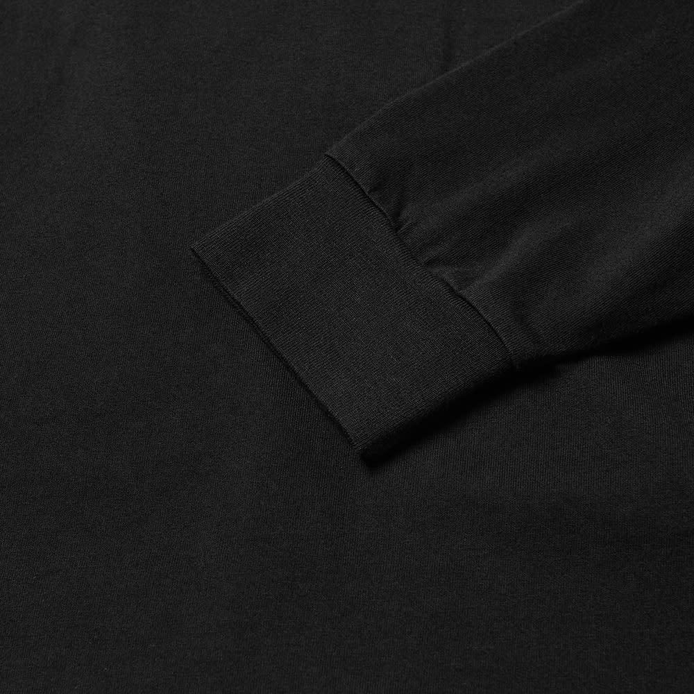 Heresy Long Sleeve Medusa Tee - Black
