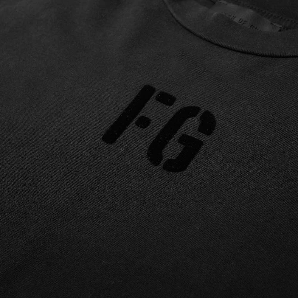 Fear of God FG Tee - Vintage Black