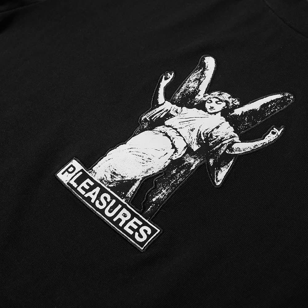 PLEASURES Fetish Heavyweight Tee - Black