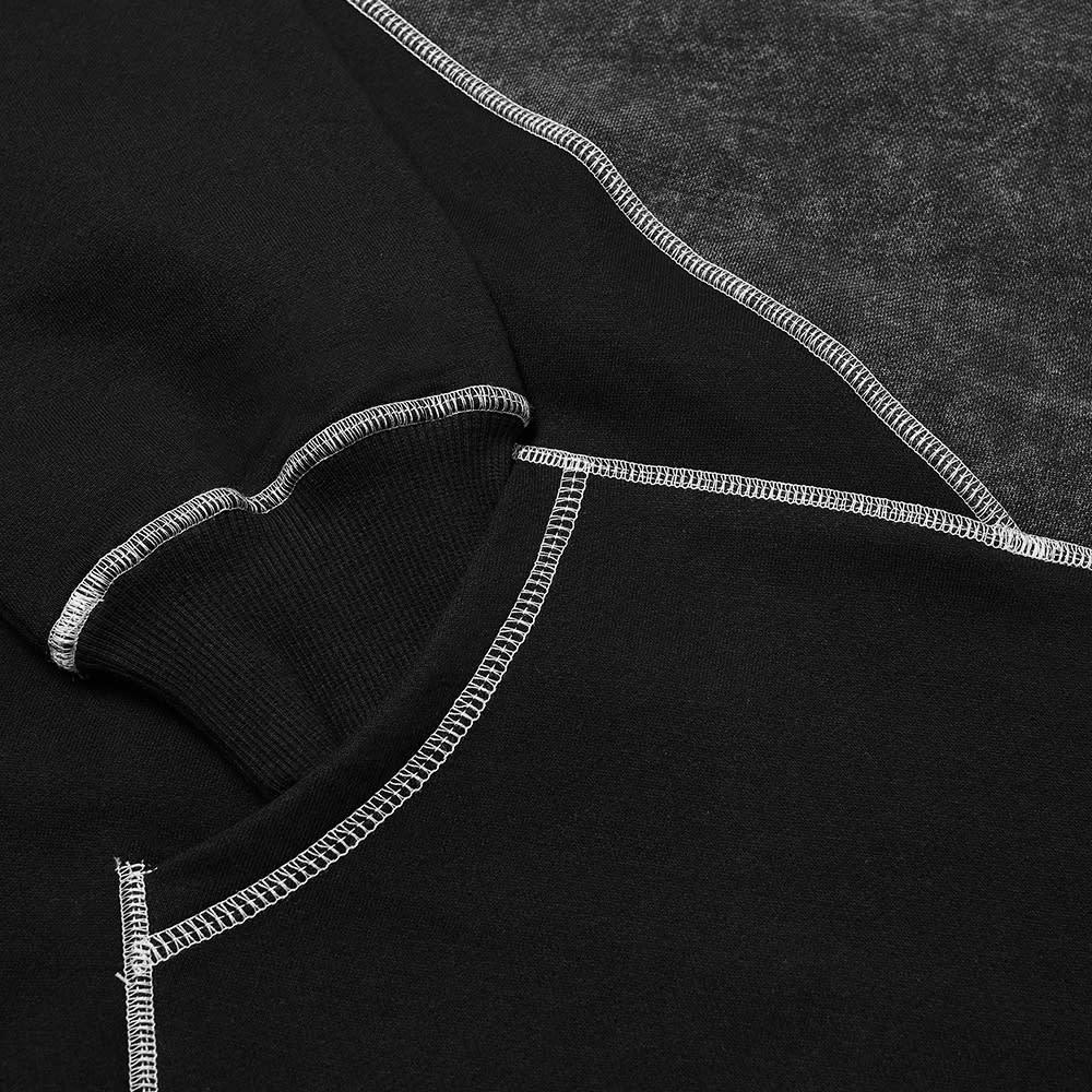 PLEASURES Collapse Hoody - Black