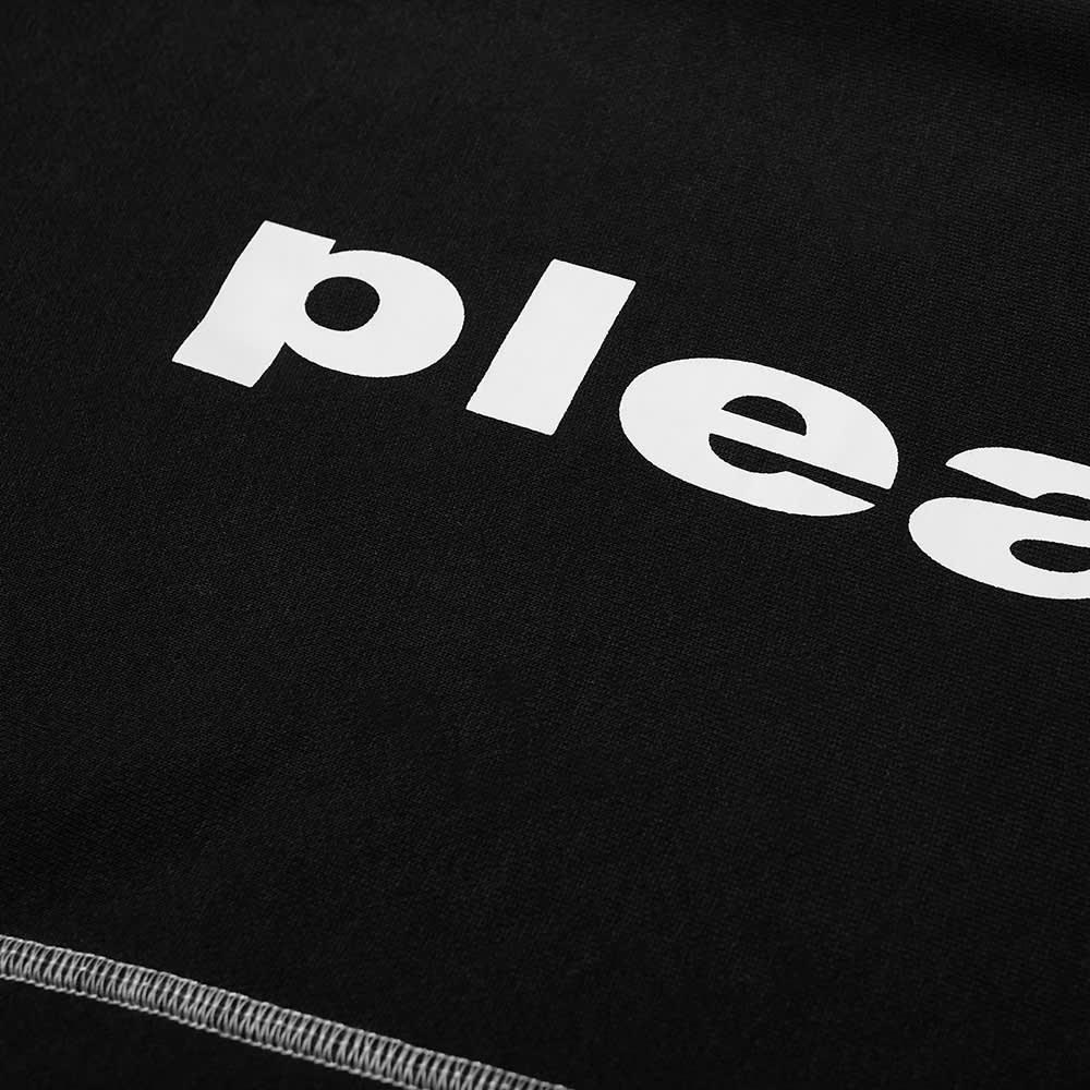 PLEASURES Collapse Sweat Pant - Black