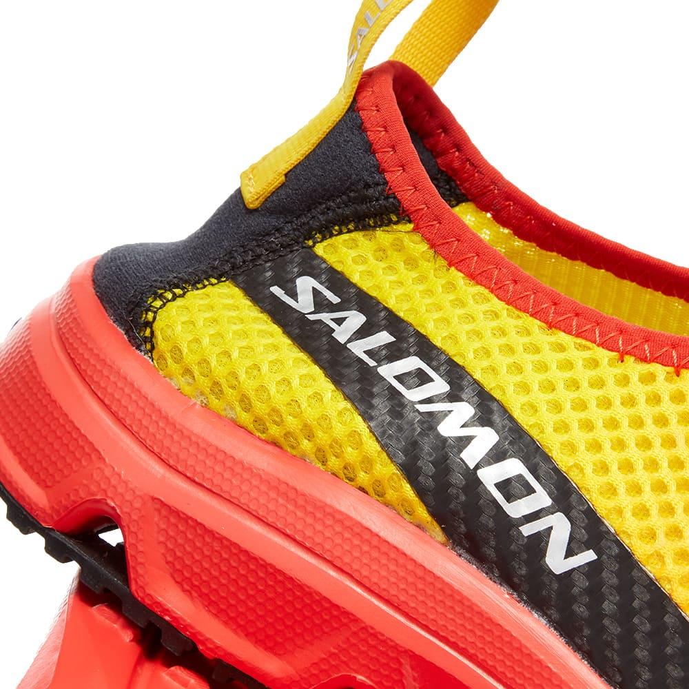 Salomon Moc 3.0 ADVANCED - Lemon, Racing Red, Black
