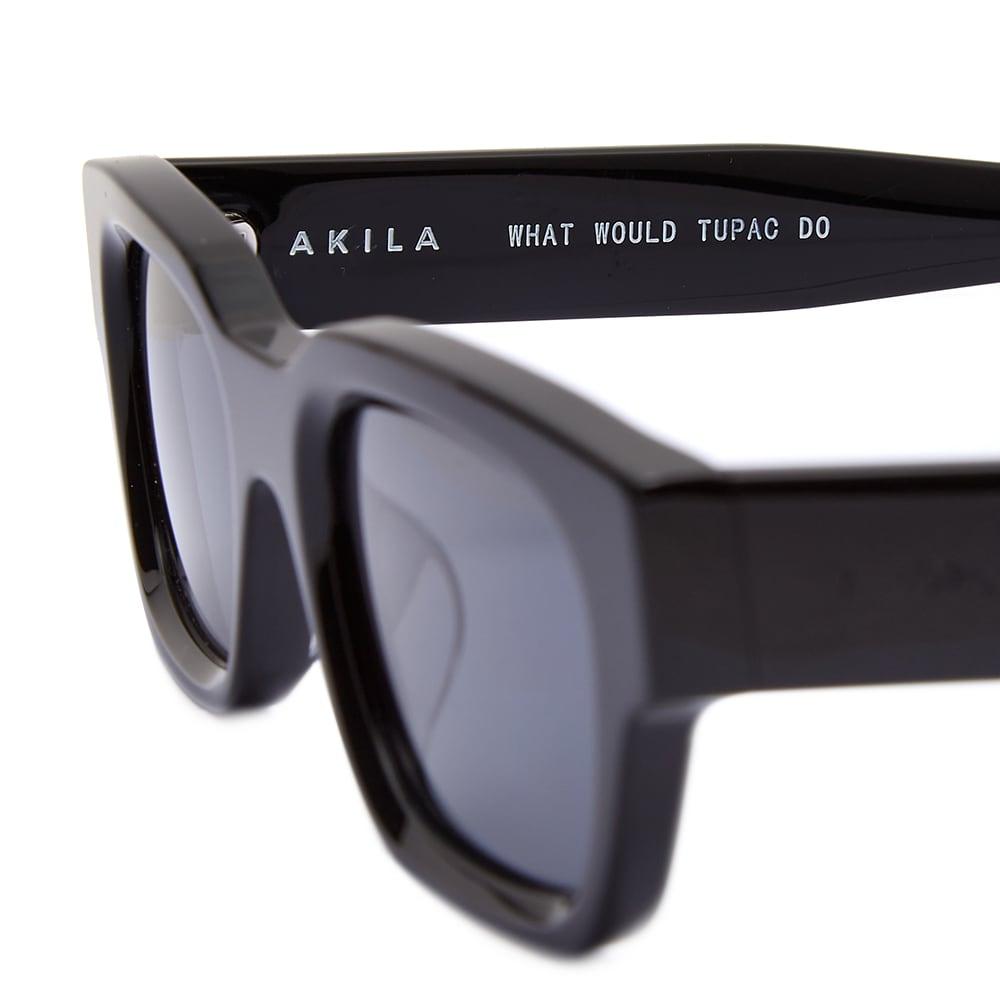 AKILA Zed Sunglasses - Black