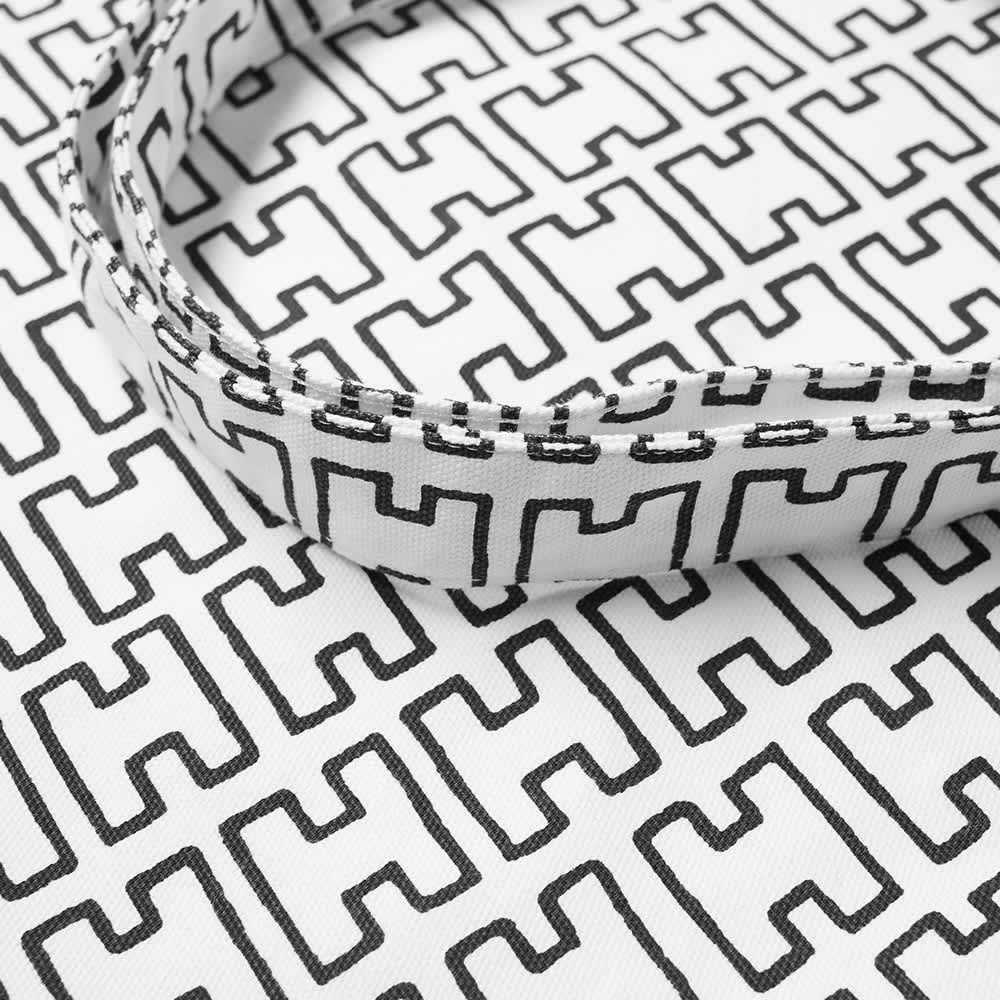 Artek H55 Canvas Bag - White & Grey