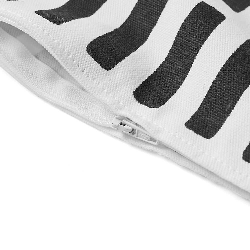 Artek Siena Large Cushion Cover - White & Black