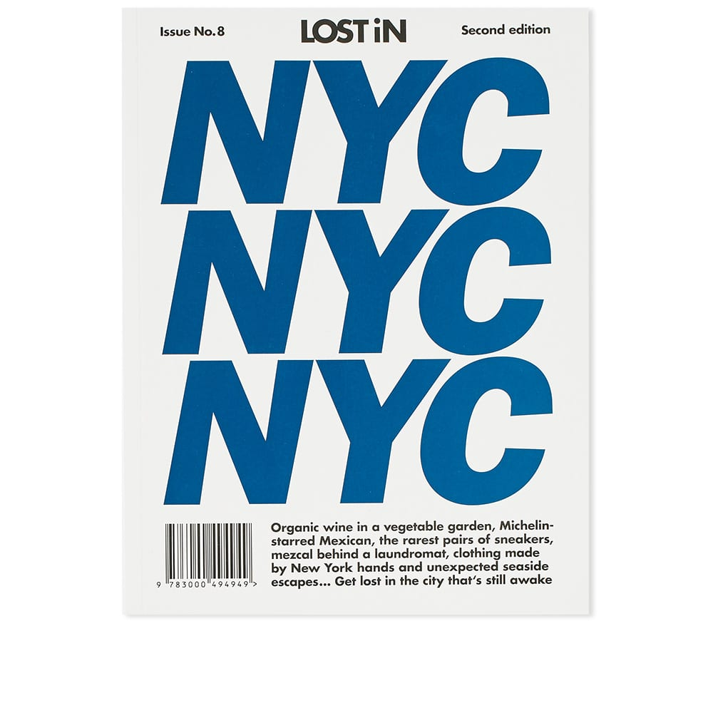 Lost In New York City Guide - Lost In