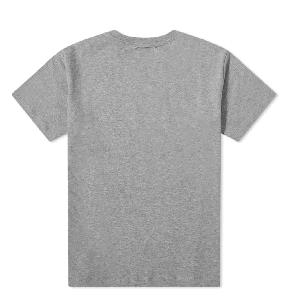 C.P. Company Undersixteen Logo Tee - Grey Melange