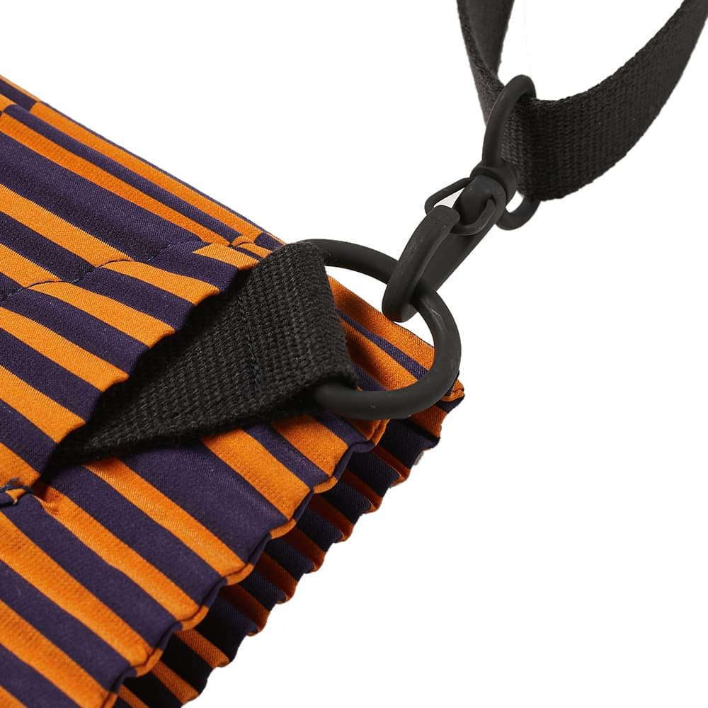 Homme Plissé Issey Miyake Hologram Side Bag - Orange