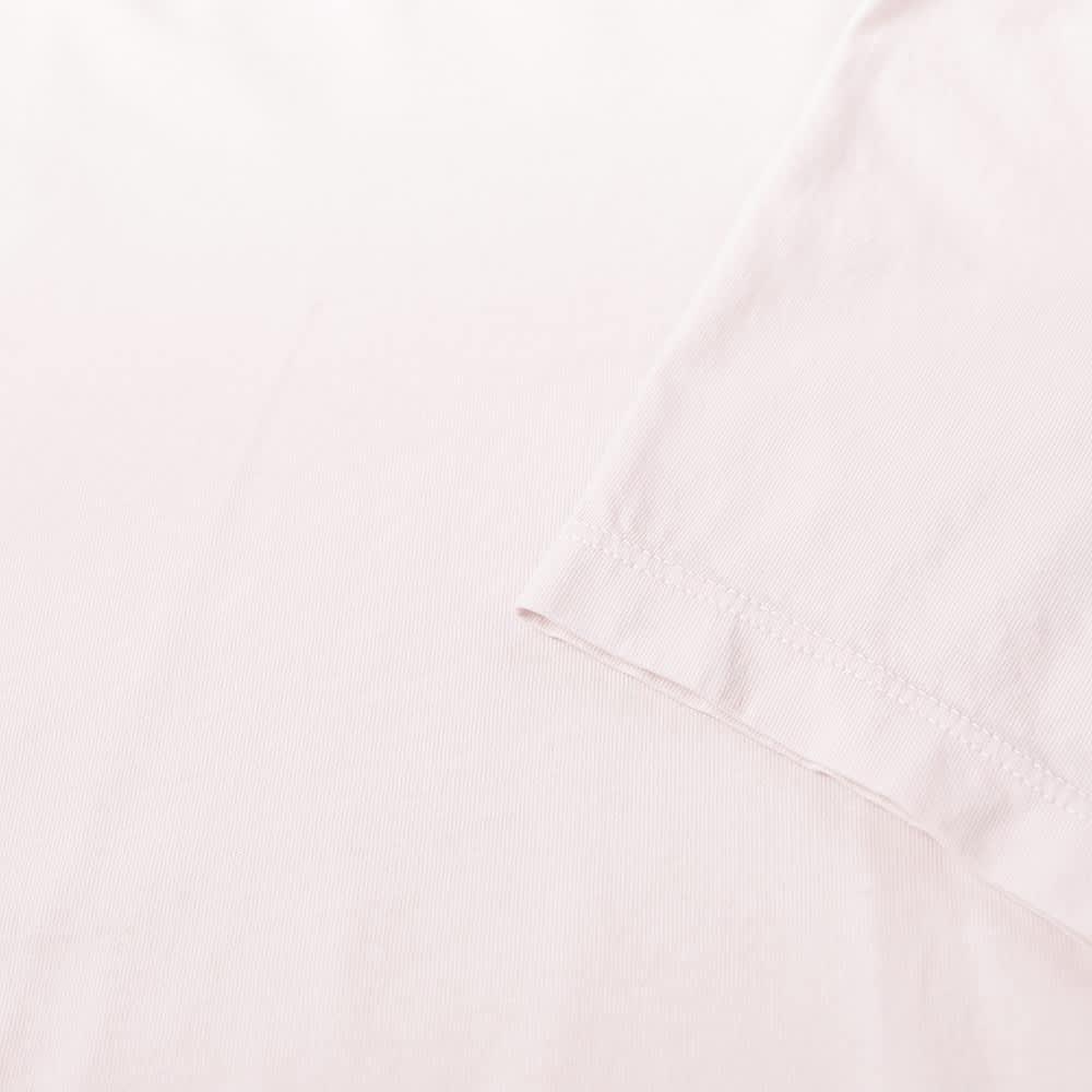 Save Khaki Supima Crew Tee - Soft Pink