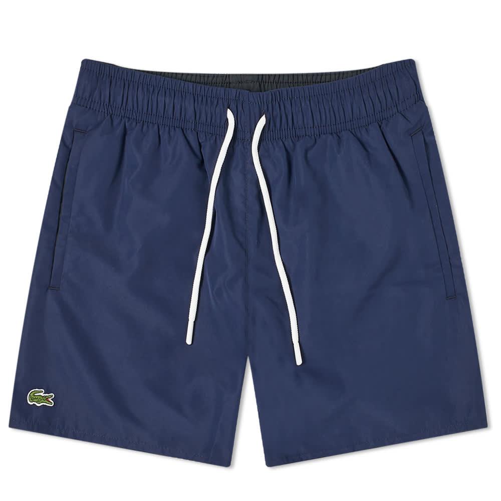 Lacoste Classic Swim Short - Navy