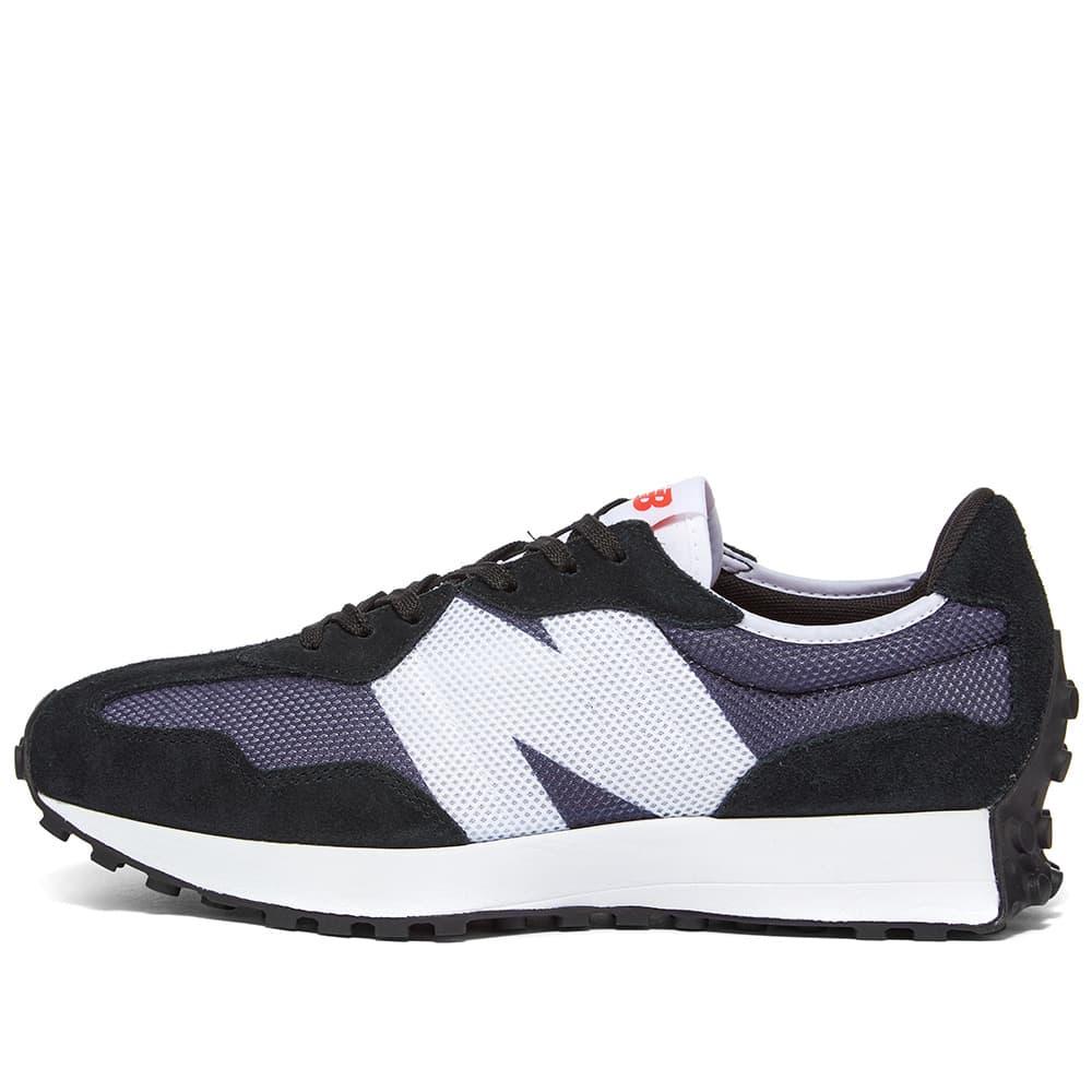 New Balance MS327BC - Black & White