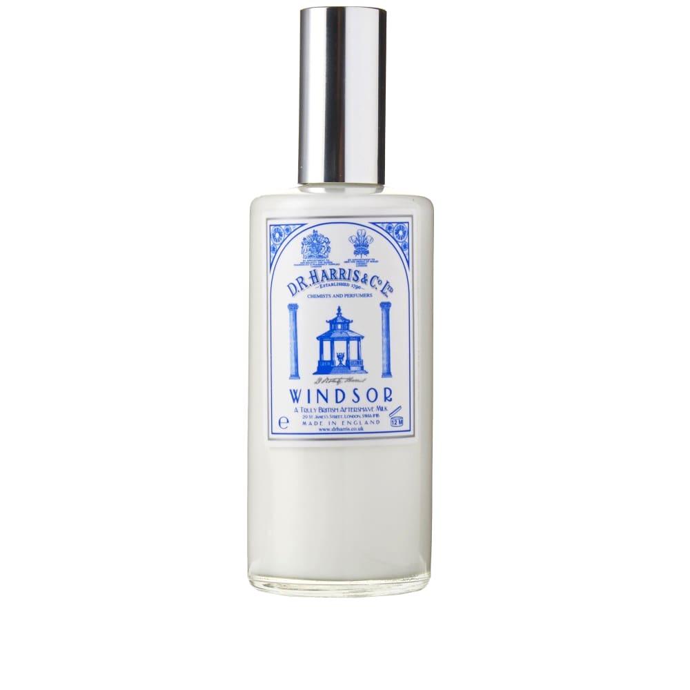D.R. Harris & Co. Windsor Aftershave Milk Dispenser - 100ml