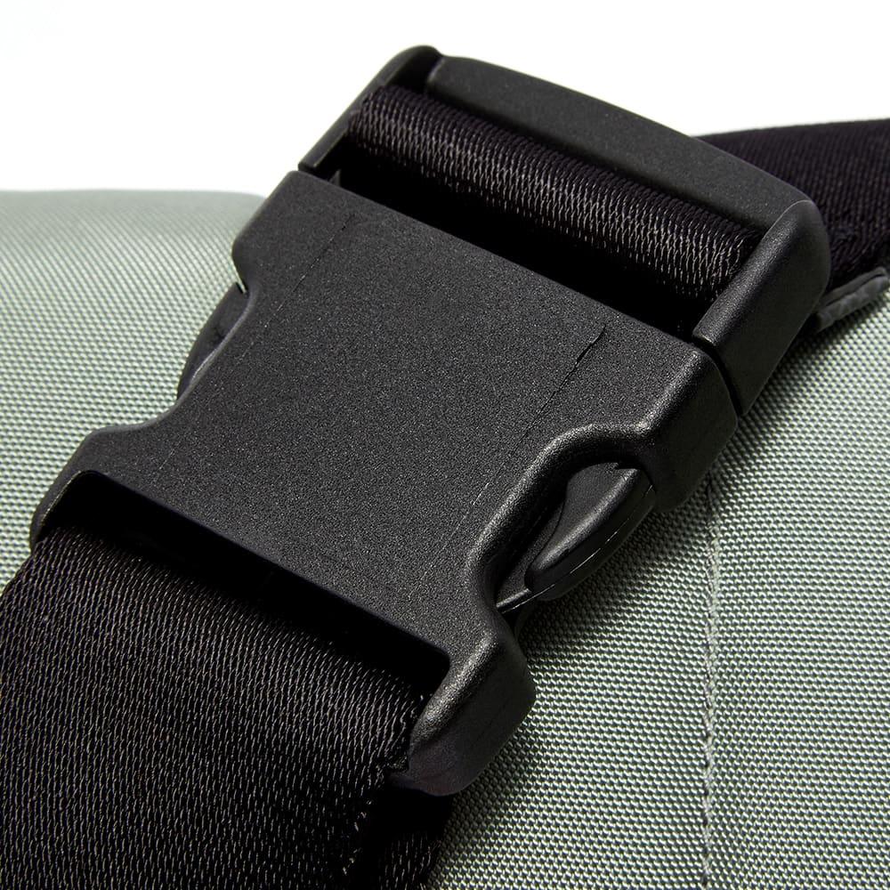 Thom Browne 4 Bar Waist Bag - Med Grey