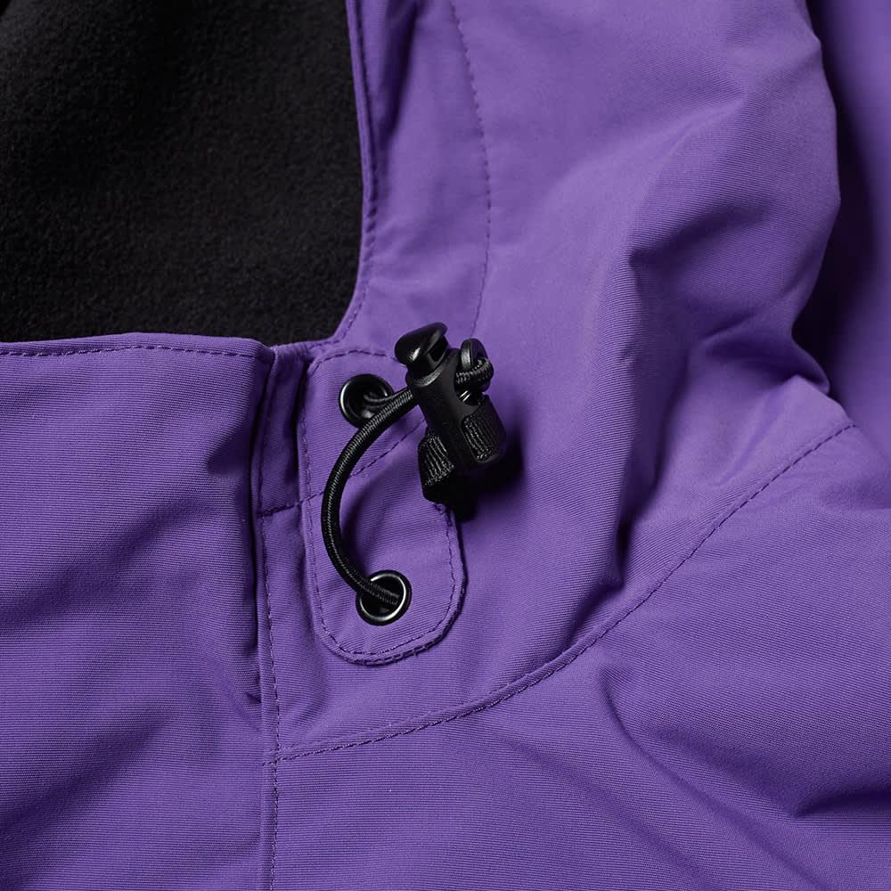 Carhartt WIP Nimbus Fleece Lined Pullover Jacket - Frosted Viola