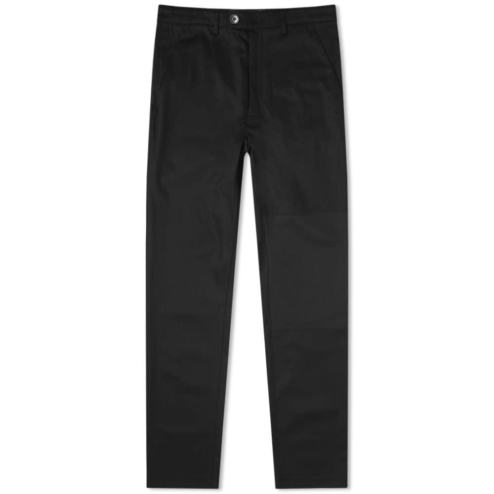 Martine Rose Cargo Pocket Trouser - Black