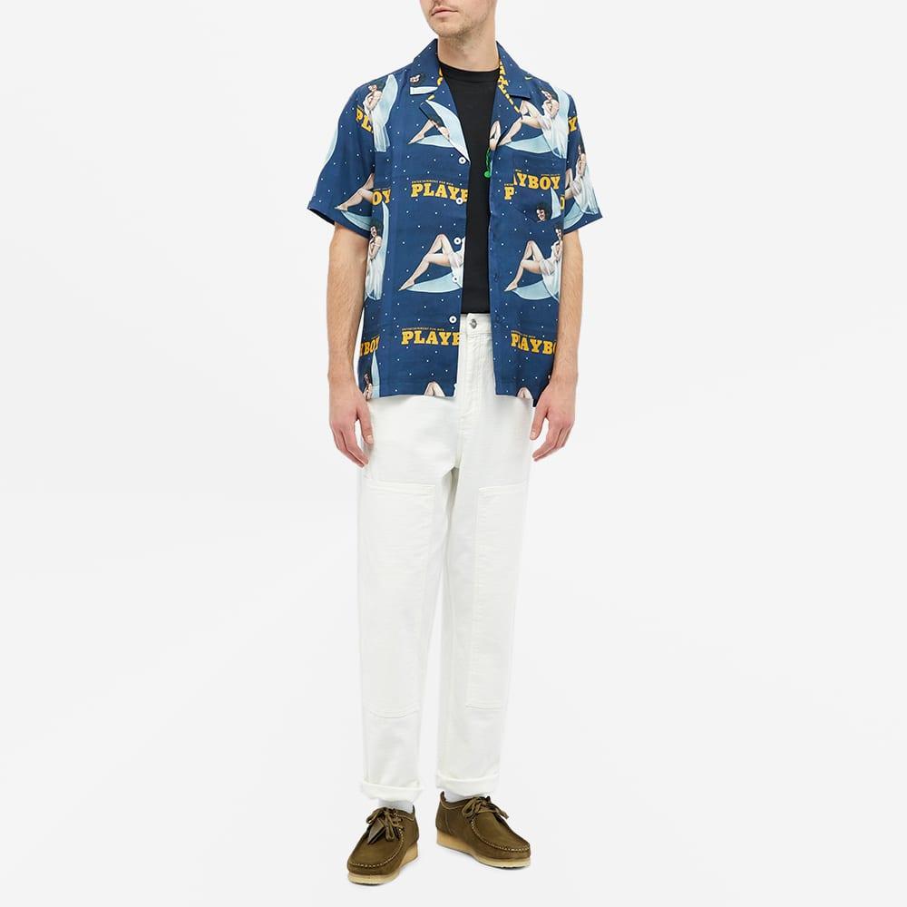 Soulland x Playboy Orson Shirt - Navy
