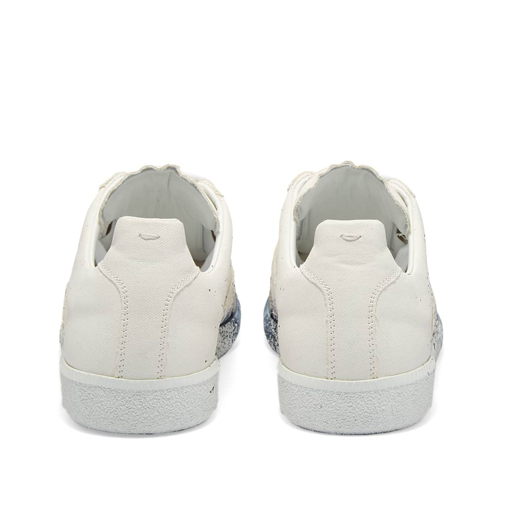 Maison Margiela Painter Replica Sneaker - White & Indigo