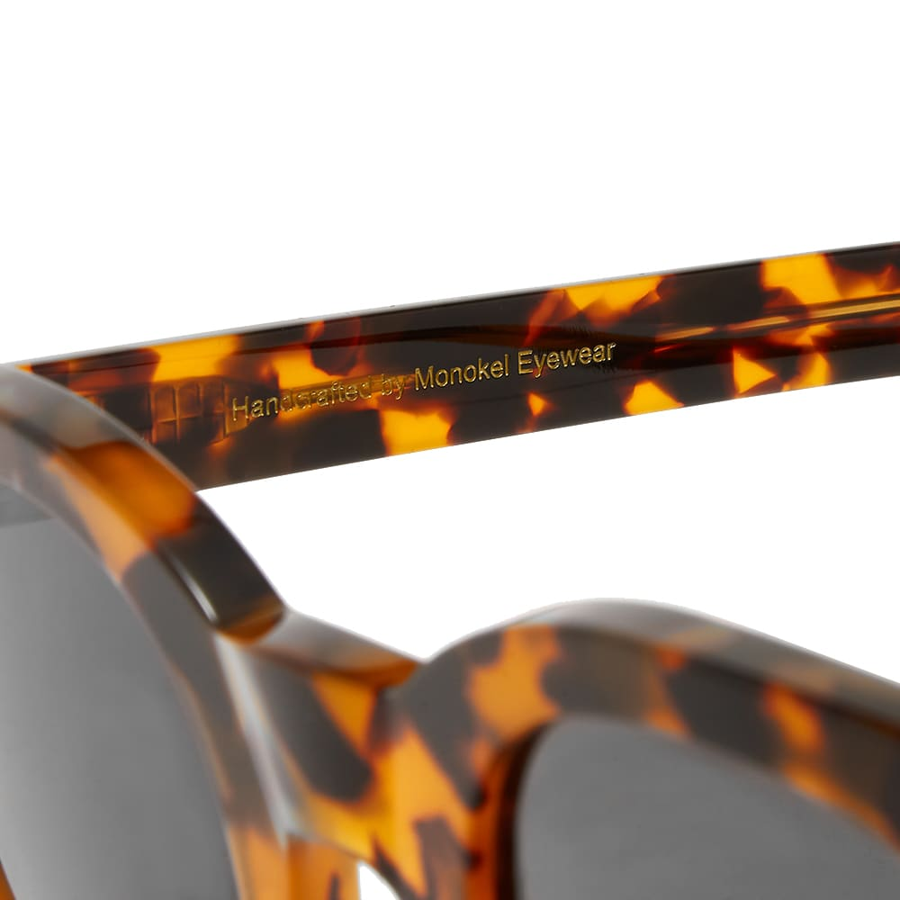 Monokel Shiro Havana Sunglasses - Grey