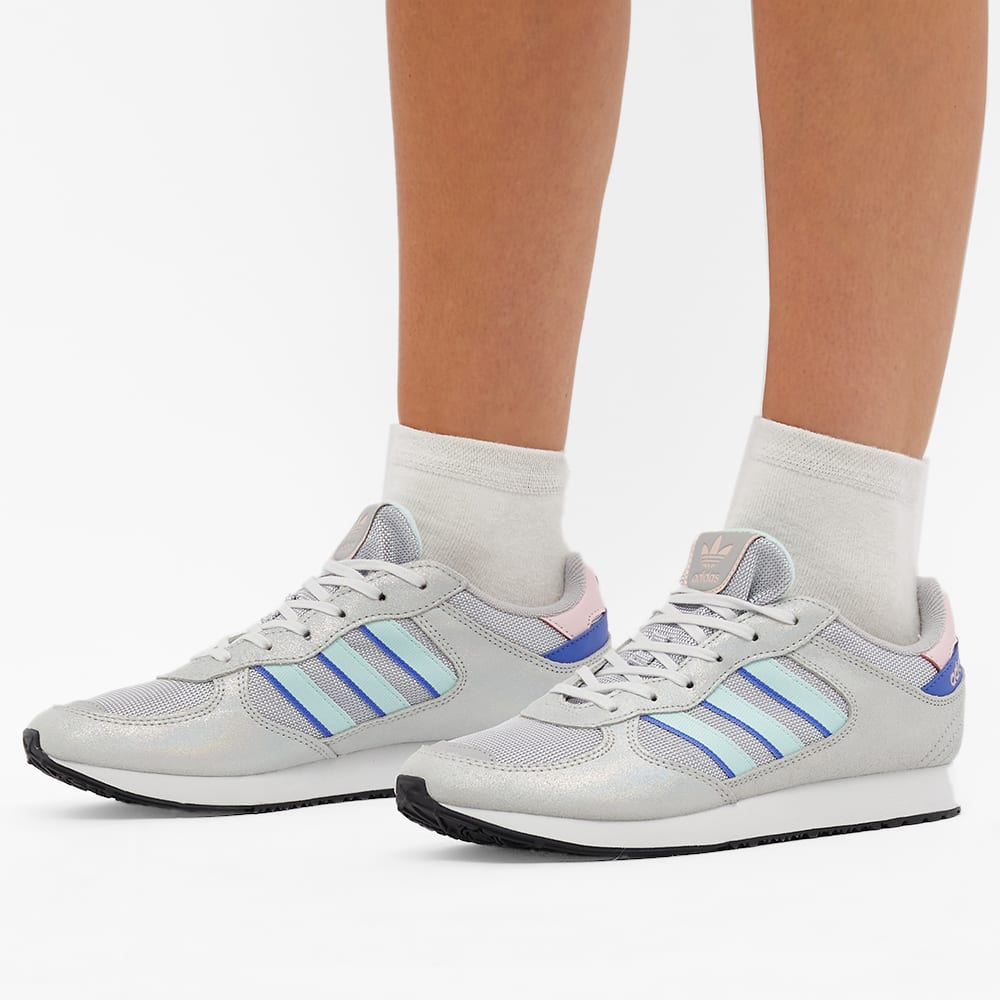 Adidas Special 21 W - Silver, Halo Mint & Sonic Ink
