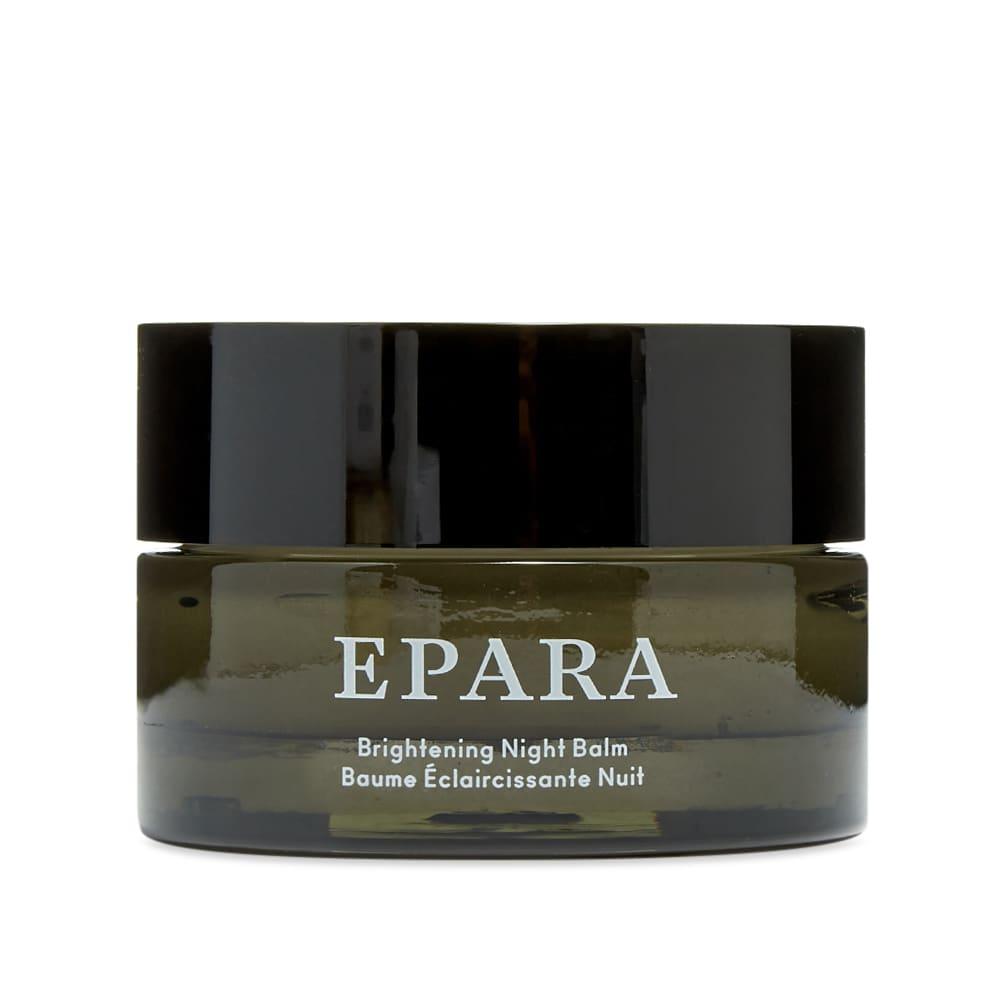 Epara Brightening Night Balm - 50ml