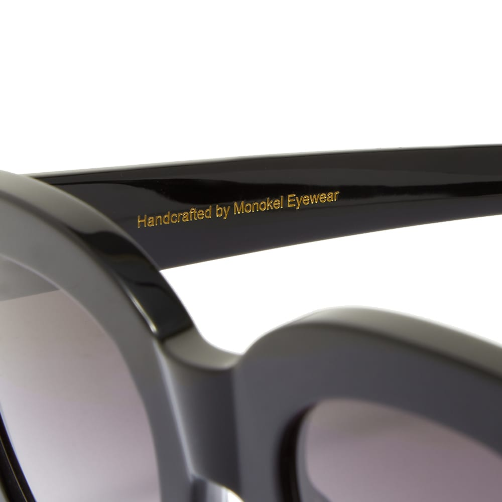 Monokel Cleo Sunglasses - Black & Grey